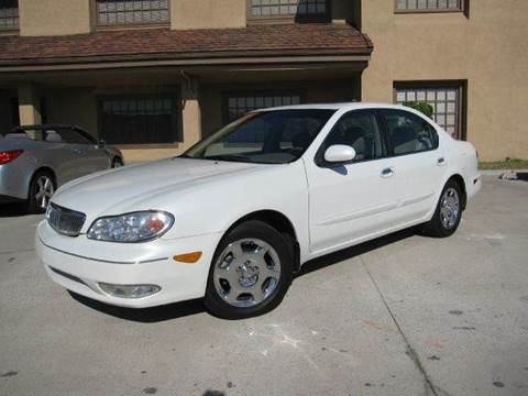 2001 Infiniti I30 for sale at Auto Hub, Inc. in Anaheim CA