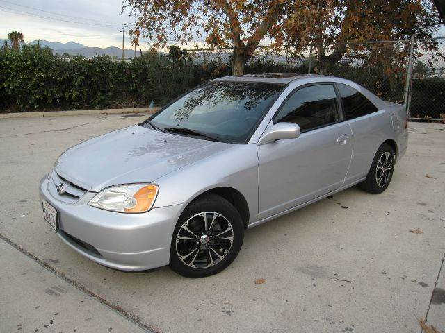 Charming 2003 Honda Civic EX Coupe   Anaheim CA