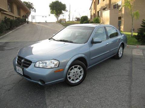 2001 Nissan Maxima for sale at Auto Hub, Inc. in Anaheim CA