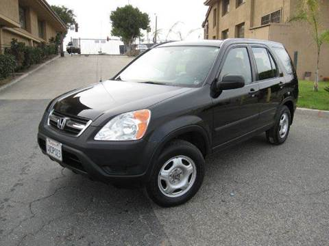 2002 Honda CR-V for sale at Auto Hub, Inc. in Anaheim CA