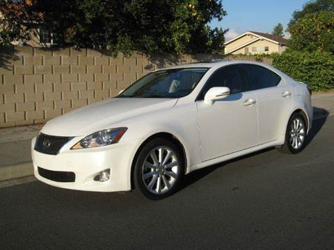 2009 Lexus IS 250 for sale at Auto Hub, Inc. in Anaheim CA