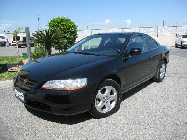 2000 Honda Accord EX V6 Coupe   Anaheim CA
