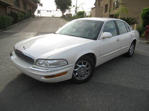 2003 Buick Park Avenue for sale at Auto Hub, Inc. in Anaheim CA