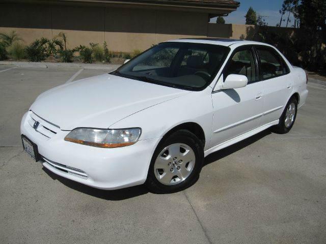 2002 Honda Accord EX V 6 4dr Sedan   Anaheim CA