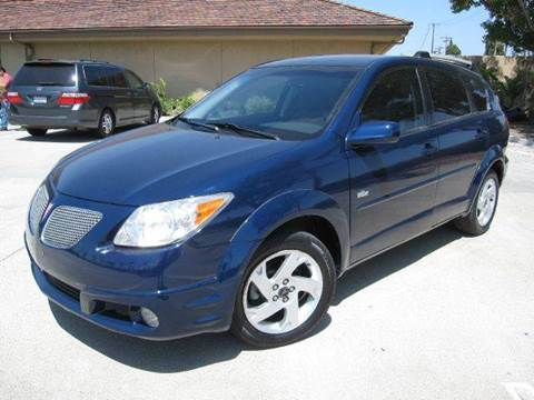 2005 Pontiac Vibe for sale at Auto Hub, Inc. in Anaheim CA