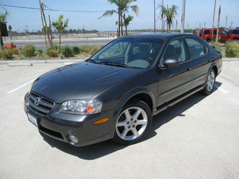 2002 Nissan Maxima for sale at Auto Hub, Inc. in Anaheim CA