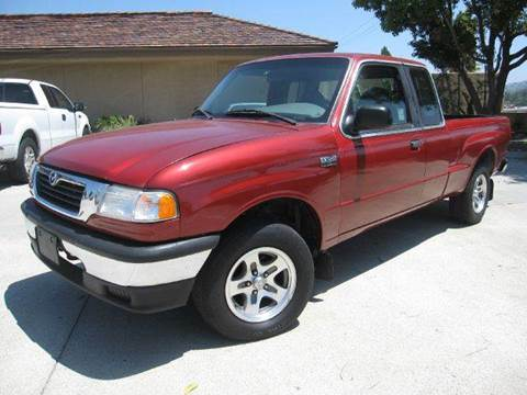 2000 Mazda B-Series Pickup for sale at Auto Hub, Inc. in Anaheim CA