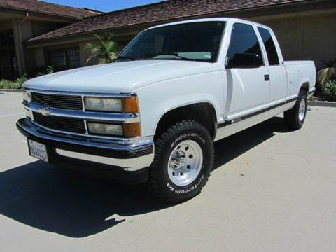 1995 Chevrolet C/K 1500 Series for sale at Auto Hub, Inc. in Anaheim CA