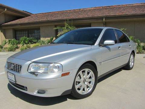 2005 Volvo S80 for sale at Auto Hub, Inc. in Anaheim CA