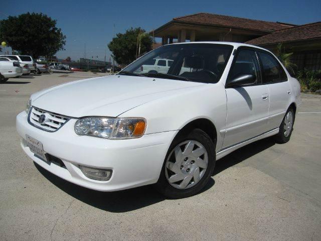 2002 toyota corolla s 4dr sedan in anaheim ca auto hub inc 2002 toyota corolla s 4dr sedan in
