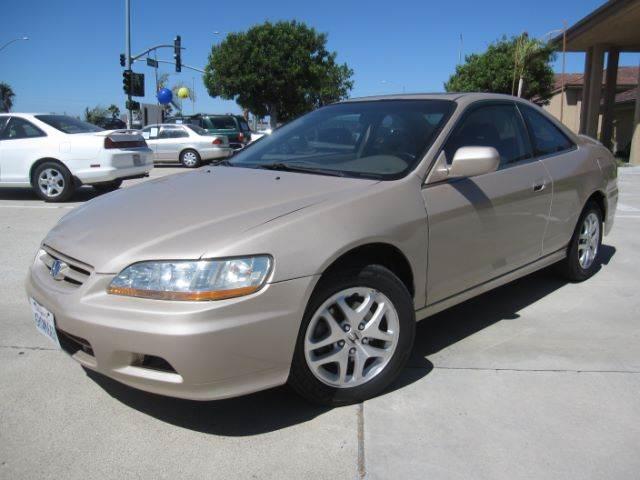 2002 Honda Accord EX V 6 2dr Coupe   Anaheim CA