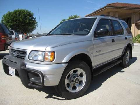 2000 Honda Passport for sale at Auto Hub, Inc. in Anaheim CA