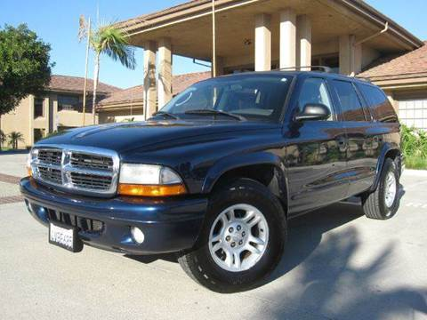 2002 Dodge Durango for sale at Auto Hub, Inc. in Anaheim CA