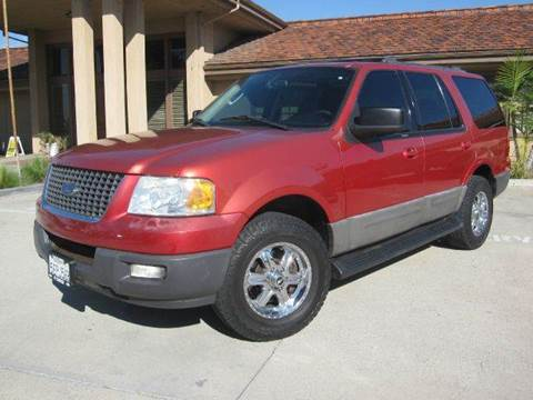 2003 Ford Expedition for sale at Auto Hub, Inc. in Anaheim CA
