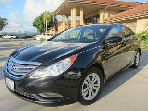 2011 Hyundai Sonata for sale at Auto Hub, Inc. in Anaheim CA