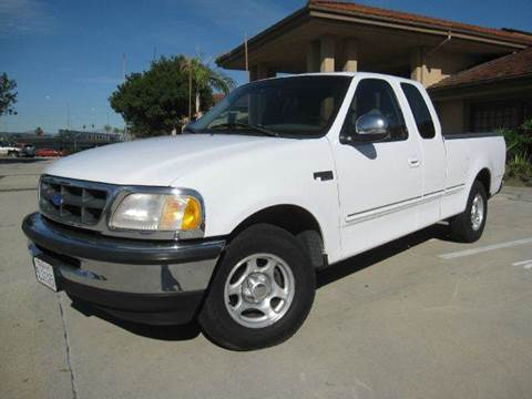 1997 Ford F-150 for sale at Auto Hub, Inc. in Anaheim CA