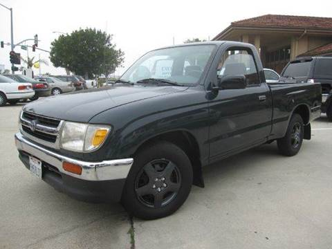1997 Toyota Tacoma for sale at Auto Hub, Inc. in Anaheim CA