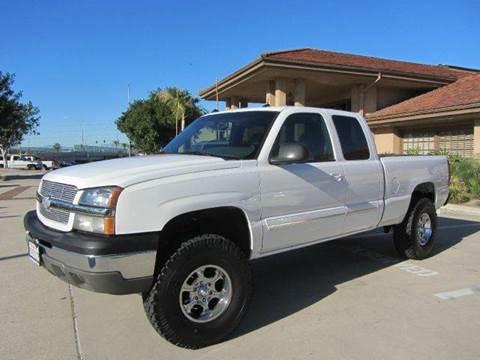 2003 Chevrolet Silverado 1500 for sale at Auto Hub, Inc. in Anaheim CA