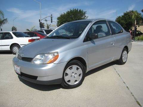 2001 Toyota ECHO for sale at Auto Hub, Inc. in Anaheim CA