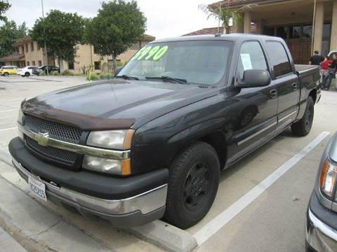 2004 Chevrolet Silverado 1500 for sale at Auto Hub, Inc. in Anaheim CA