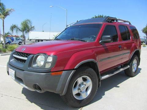 2003 Nissan Xterra for sale at Auto Hub, Inc. in Anaheim CA