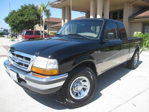 1998 Ford Ranger for sale at Auto Hub, Inc. in Anaheim CA