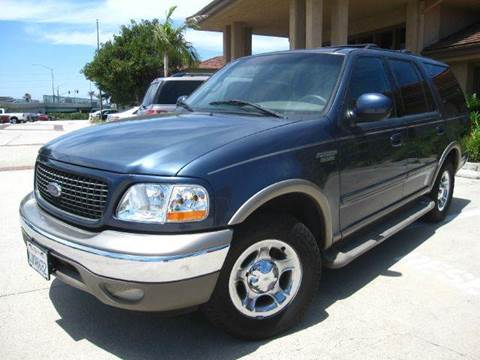 2002 Ford Expedition for sale at Auto Hub, Inc. in Anaheim CA