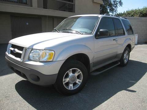 2003 Ford Explorer Sport for sale at Auto Hub, Inc. in Anaheim CA