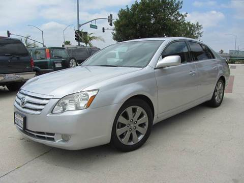 2005 Toyota Avalon for sale at Auto Hub, Inc. in Anaheim CA