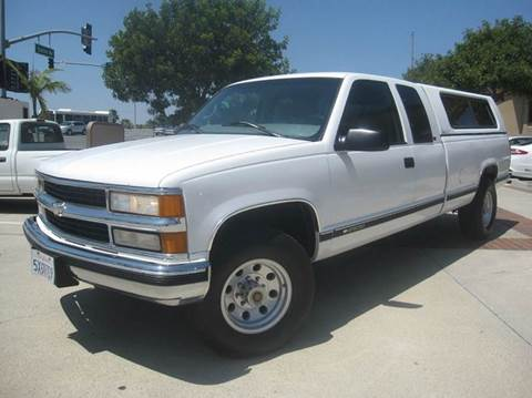 1999 Chevrolet C/K 2500 Series for sale at Auto Hub, Inc. in Anaheim CA