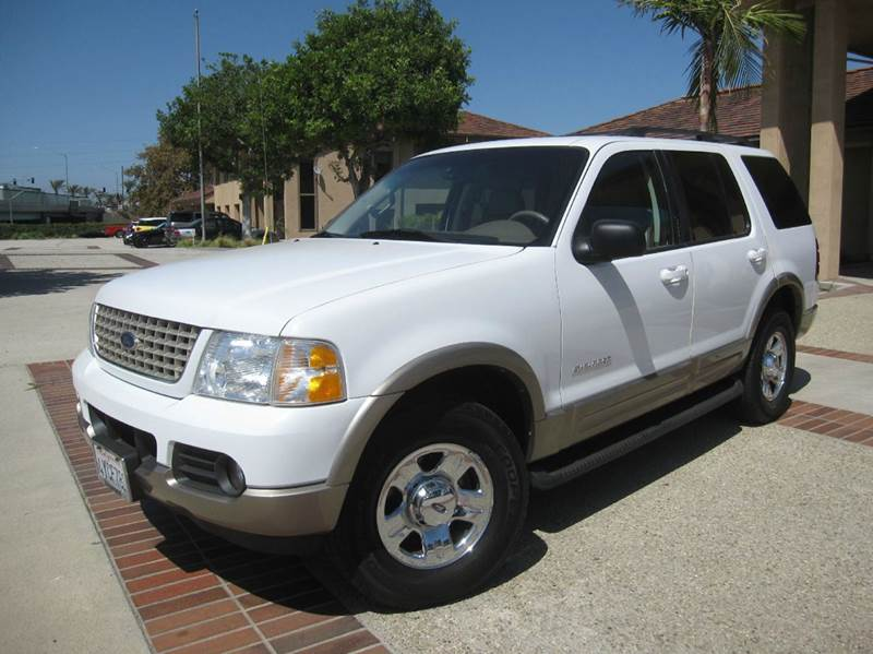 2002 ford explorer eddie bauer transmission