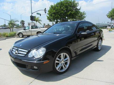 2008 Mercedes-Benz CLK-Class for sale at Auto Hub, Inc. in Anaheim CA