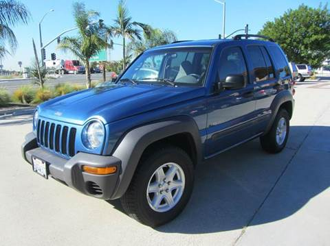 2003 Jeep Liberty for sale at Auto Hub, Inc. in Anaheim CA