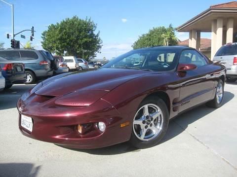 2002 Pontiac Firebird for sale at Auto Hub, Inc. in Anaheim CA