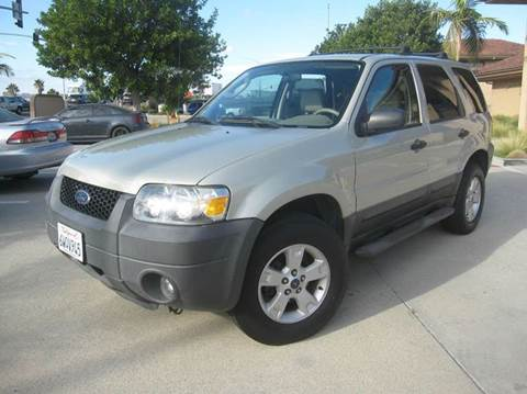 2005 Ford Escape for sale at Auto Hub, Inc. in Anaheim CA