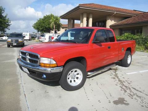 2000 Dodge Dakota for sale at Auto Hub, Inc. in Anaheim CA
