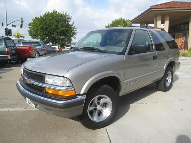 2000 Chevrolet Blazer LS 2dr SUV In Anaheim CA - Auto Hub Inc.