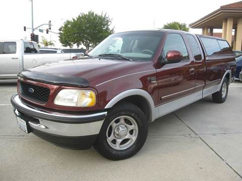 1998 Ford F-150 for sale at Auto Hub, Inc. in Anaheim CA