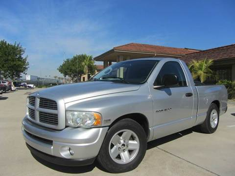 2003 Dodge Ram Pickup 1500 for sale at Auto Hub, Inc. in Anaheim CA