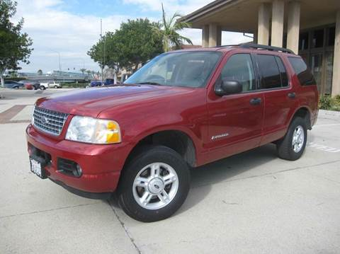 2005 Ford Explorer for sale at Auto Hub, Inc. in Anaheim CA