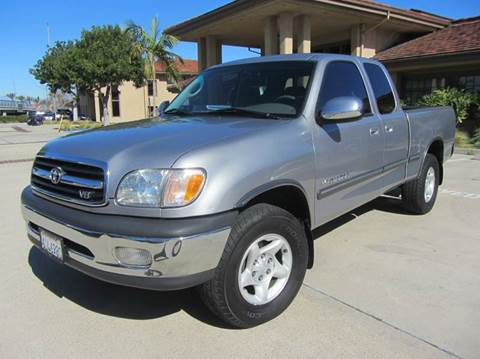 2001 Toyota Tundra for sale at Auto Hub, Inc. in Anaheim CA