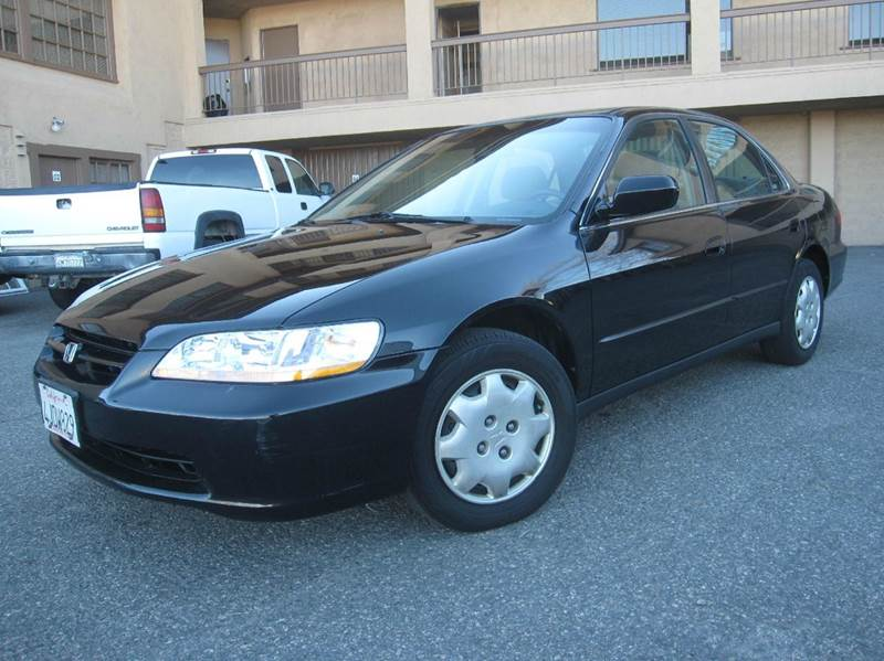 2000 Honda Accord LX 4dr Sedan   Anaheim CA