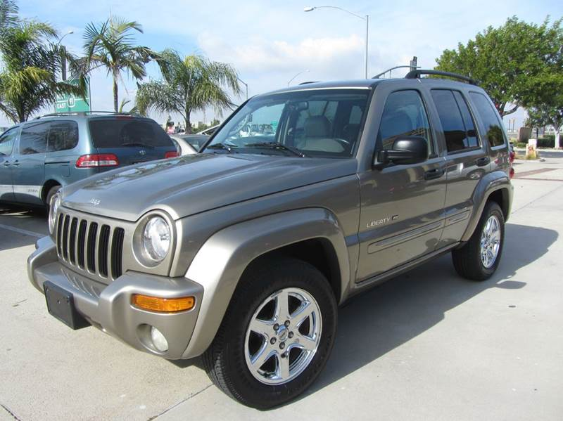 2003 Jeep Liberty Limited 4dr SUV   Anaheim CA