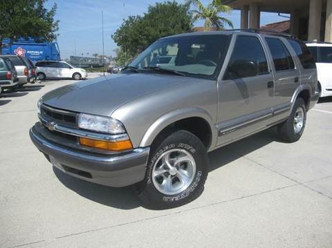 2001 Chevrolet Blazer for sale at Auto Hub, Inc. in Anaheim CA