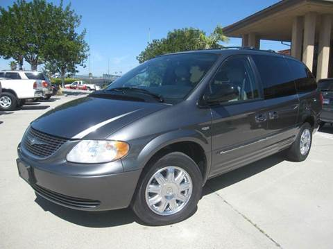 2004 Chrysler Town and Country for sale at Auto Hub, Inc. in Anaheim CA