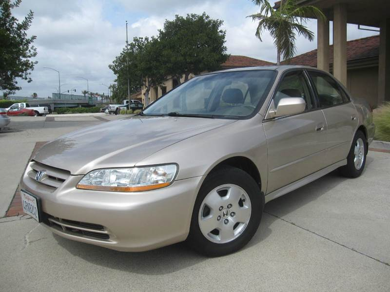 2001 Honda Accord EX V6 4dr Sedan   Anaheim CA