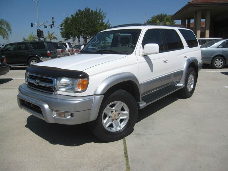 1999 toyota 4runner limited 4dr suv in anaheim ca auto hub inc. Black Bedroom Furniture Sets. Home Design Ideas