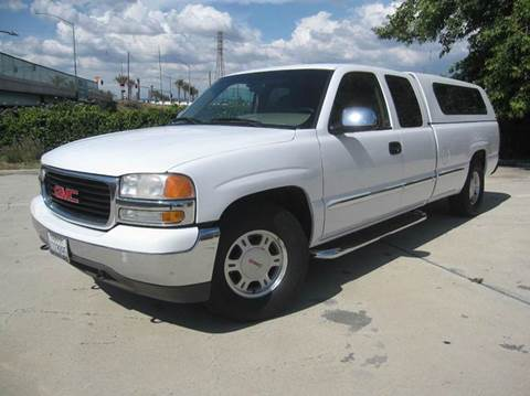 2001 GMC Sierra 1500 for sale at Auto Hub, Inc. in Anaheim CA