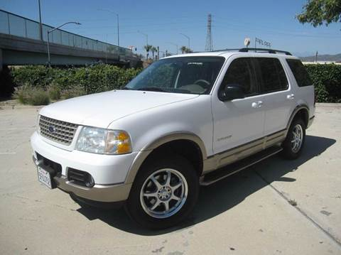 2004 Ford Explorer for sale at Auto Hub, Inc. in Anaheim CA