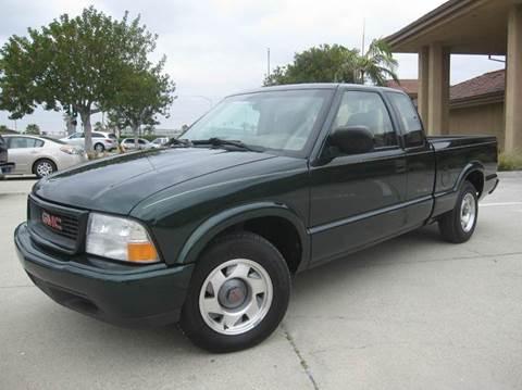 2001 GMC Sonoma for sale at Auto Hub, Inc. in Anaheim CA